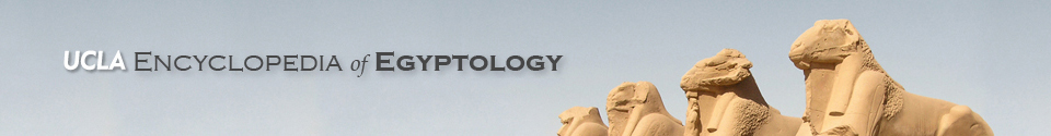 UCLA Encyclopedia of Egyptology